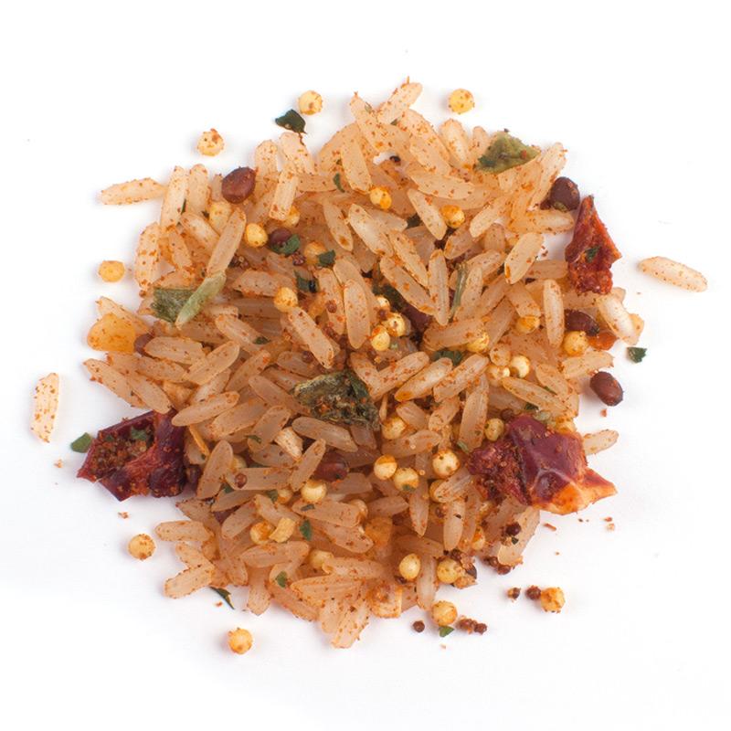Organic Lowcountry Red Rice Blend with Seasonings