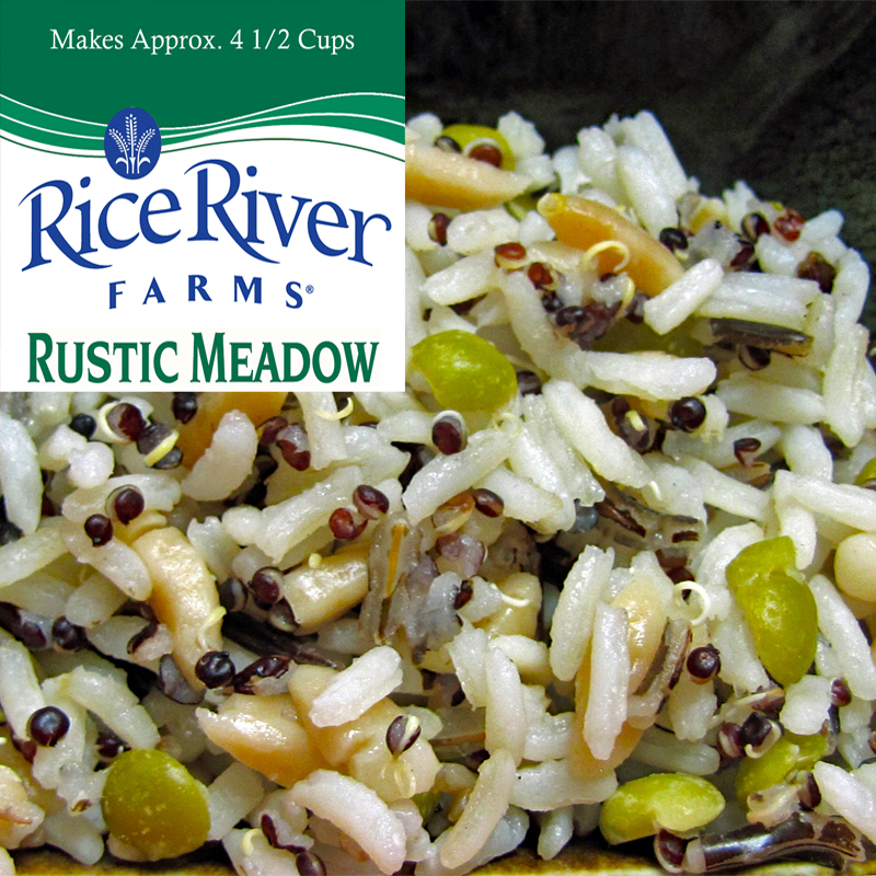 Rustic Meadow Rice Blend and Festival Medley
