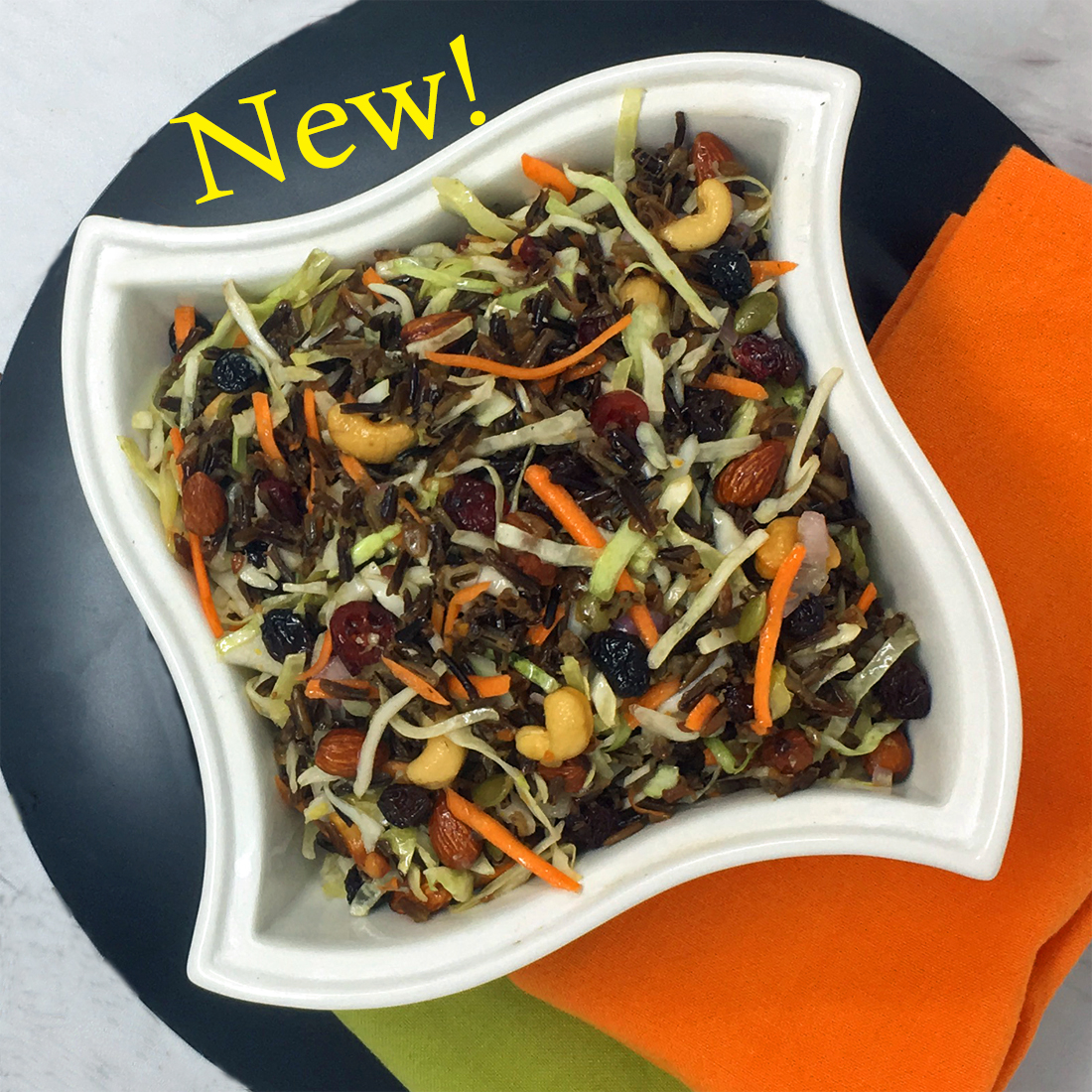 Chieftain's Wild Rice Salad Kit