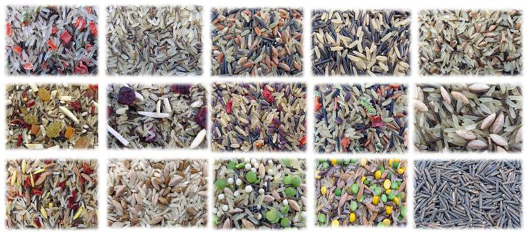 Chieftain Wild Rice and Wild Rice Blends