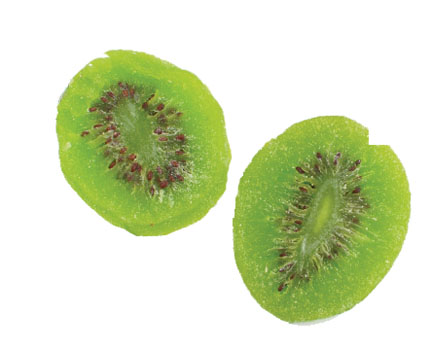 Sliced Kiwi Fruit, Dried Kiwi Slices