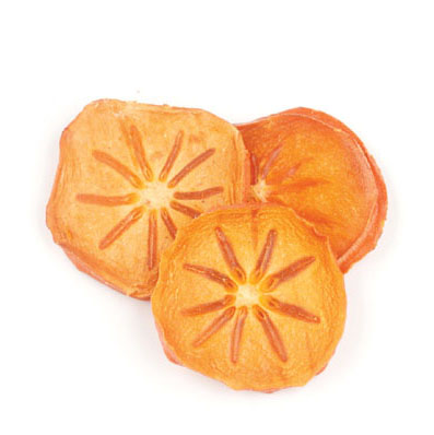 Sliced Persimmon