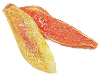 Sliced Natural Papaya Spears