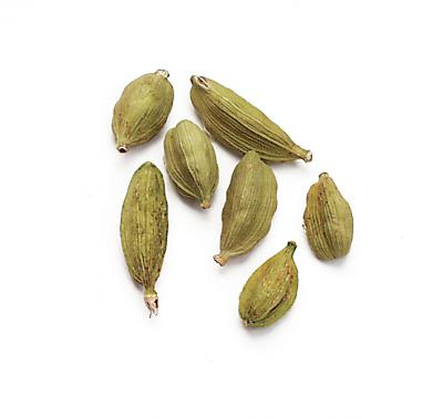 Green Fancy Cardamom Pods