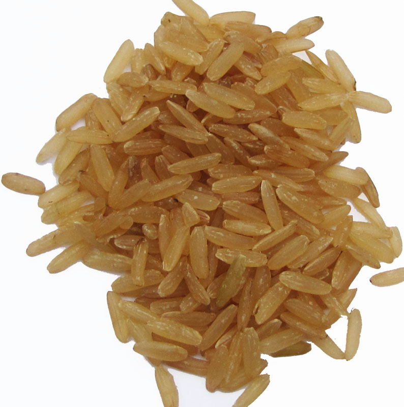 Par-boiled Brown Rice
