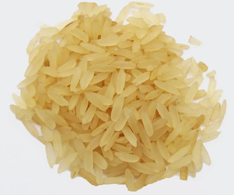 Par-boiled White Rice