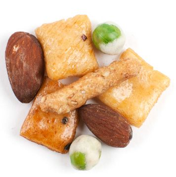 Asian Snack And Trail Mix